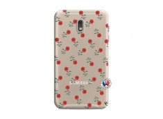 Coque Samsung Galaxy J6 2018 Rose Pattern
