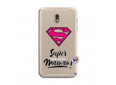 Coque Samsung Galaxy J6 2018 Super Maman