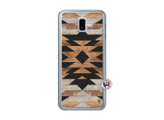 Coque Samsung Galaxy J6 Plus Aztec Translu