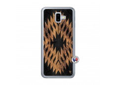 Coque Samsung Galaxy J6 Plus Aztec One Motiv Translu