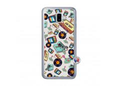 Coque Samsung Galaxy J6 Plus Mock Up Translu