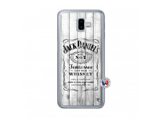 Coque Samsung Galaxy J6 Plus White Old Jack Translu