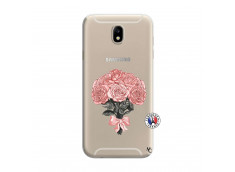 Coque Samsung Galaxy J7 2015 Bouquet de Roses