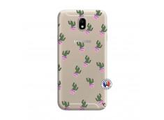 Coque Samsung Galaxy J7 2015 Cactus Pattern