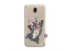 Coque Samsung Galaxy J7 2015 Dog Impact