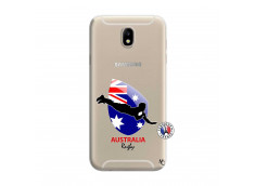 Coque Samsung Galaxy J7 2015 Coupe du Monde Rugby-Australia