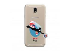 Coque Samsung Galaxy J7 2015 Coupe du Monde Rugby Fidji