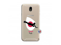 Coque Samsung Galaxy J7 2015 Coupe du Monde Rugby-Japan
