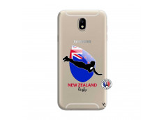 Coque Samsung Galaxy J7 2015 Coupe du Monde Rugby- Nouvelle Zélande