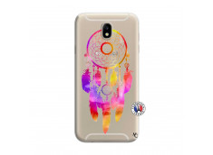 Coque Samsung Galaxy J7 2015 Dreamcatcher Rainbow Feathers