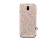 Coque Samsung Galaxy J7 2015 Flamingo