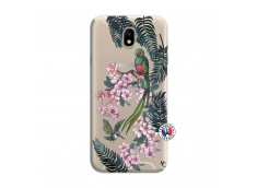 Coque Samsung Galaxy J7 2015 Flower Birds