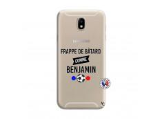 Coque Samsung Galaxy J7 2015 Frappe De Batard Comme Benjamin