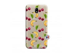 Coque Samsung Galaxy J7 2015 Hey Cherry, j'ai la Banane
