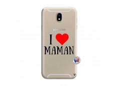 Coque Samsung Galaxy J7 2015 I Love Maman