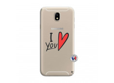 Coque Samsung Galaxy J7 2015 I Love You