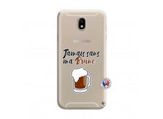 Coque Samsung Galaxy J7 2015 Jamais Sans Ma Brune