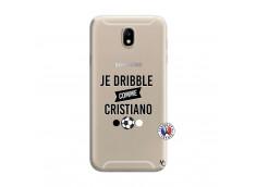Coque Samsung Galaxy J7 2015 Je Dribble Comme Cristiano