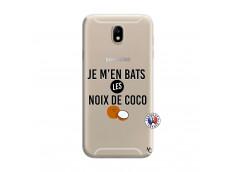 Coque Samsung Galaxy J7 2015 Je m'en bats Les Noix De Coco