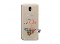 Coque Samsung Galaxy J7 2015 Je Peux Pas J Ai Basket