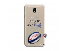 Coque Samsung Galaxy J7 2015 Je Peux Pas J Ai Rugby