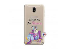 Coque Samsung Galaxy J7 2015 Je Peux Pas J Ai Shopping