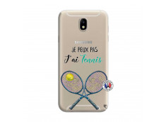Coque Samsung Galaxy J7 2015 Je Peux Pas J Ai Tennis