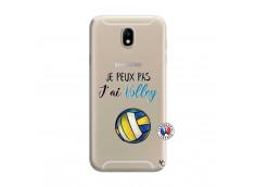 Coque Samsung Galaxy J7 2015 Je Peux Pas J Ai Volley
