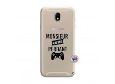 Coque Samsung Galaxy J7 2015 Monsieur Mauvais Perdant