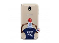 Coque Samsung Galaxy J7 2015 Papa Super Heros