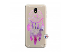 Coque Samsung Galaxy J7 2015 Purple Dreamcatcher