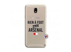Coque Samsung Galaxy J7 2015 Rien A Foot Allez Arsenal