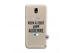 Coque Samsung Galaxy J7 2015 Rien A Foot Allez Auxerre