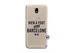 Coque Samsung Galaxy J7 2015 Rien A Foot Allez Barcelnne
