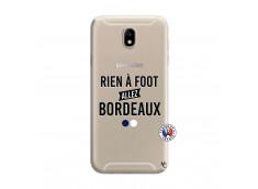 Coque Samsung Galaxy J7 2015 Rien A Foot Allez Bordeaux