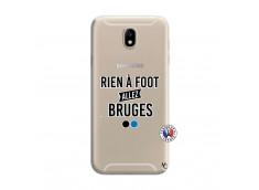 Coque Samsung Galaxy J7 2015 Rien A Foot Allez Bruges