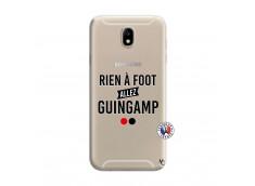 Coque Samsung Galaxy J7 2015 Rien A Foot Allez Guingamp