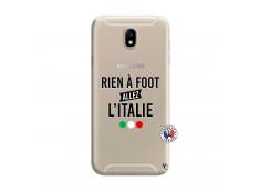 Coque Samsung Galaxy J7 2015 Rien A Foot Allez L'Italie
