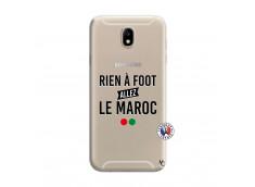 Coque Samsung Galaxy J7 2015 Rien A Foot Allez Le Maroc