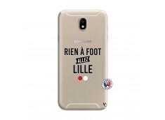 Coque Samsung Galaxy J7 2015 Rien A Foot Allez Lille
