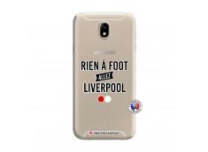 Coque Samsung Galaxy J7 2015 Rien A Foot Allez Liverpool