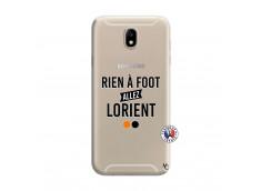 Coque Samsung Galaxy J7 2015 Rien A Foot Allez Lorient