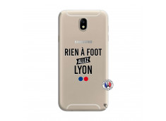 Coque Samsung Galaxy J7 2015 Rien A Foot Allez Lyon