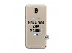 Coque Samsung Galaxy J7 2015 Rien A Foot Allez Madrid