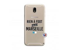 Coque Samsung Galaxy J7 2015 Rien A Foot Allez Marseille
