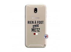 Coque Samsung Galaxy J7 2015 Rien A Foot Allez Metz