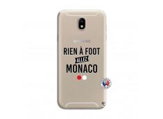 Coque Samsung Galaxy J7 2015 Rien A Foot Allez Monaco