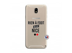 Coque Samsung Galaxy J7 2015 Rien A Foot Allez Nice