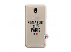 Coque Samsung Galaxy J7 2015 Rien A Foot Allez Paris