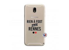 Coque Samsung Galaxy J7 2015 Rien A Foot Allez Rennes